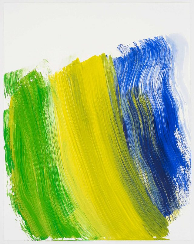 Howard Hodgkin The Road to Rio Artwork