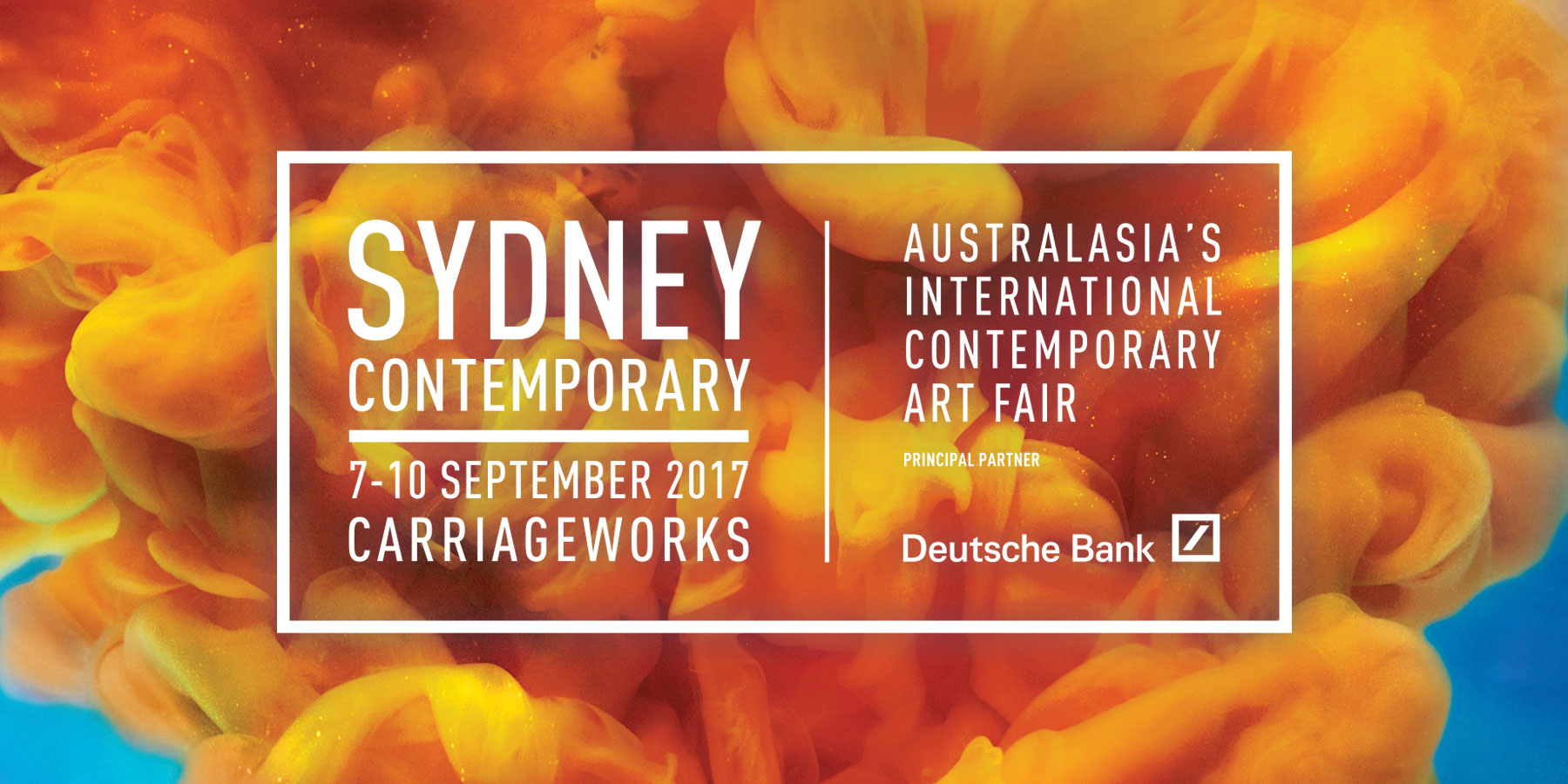 Sydney Contemporary Exhibition Carriageworks