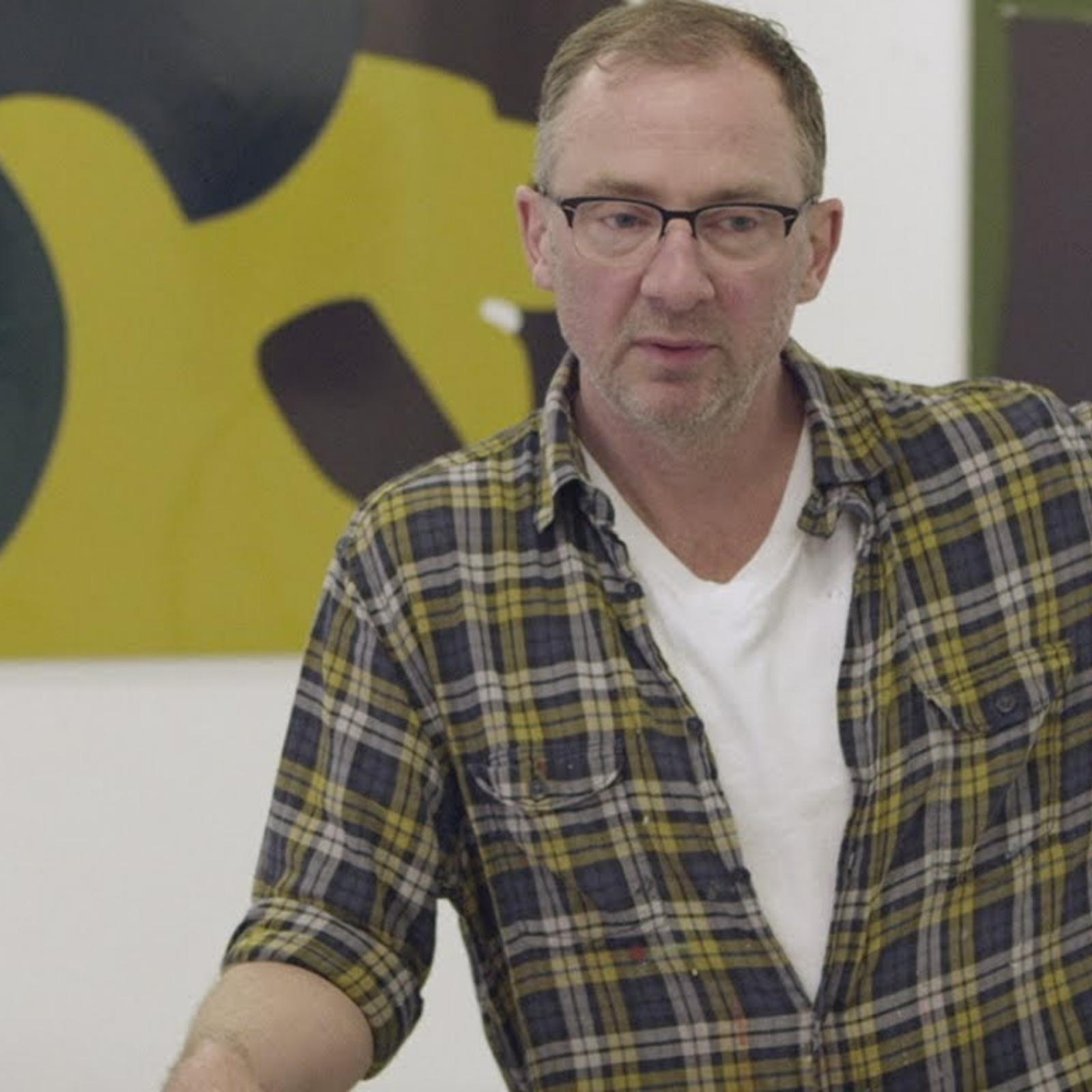 Gary Hume video