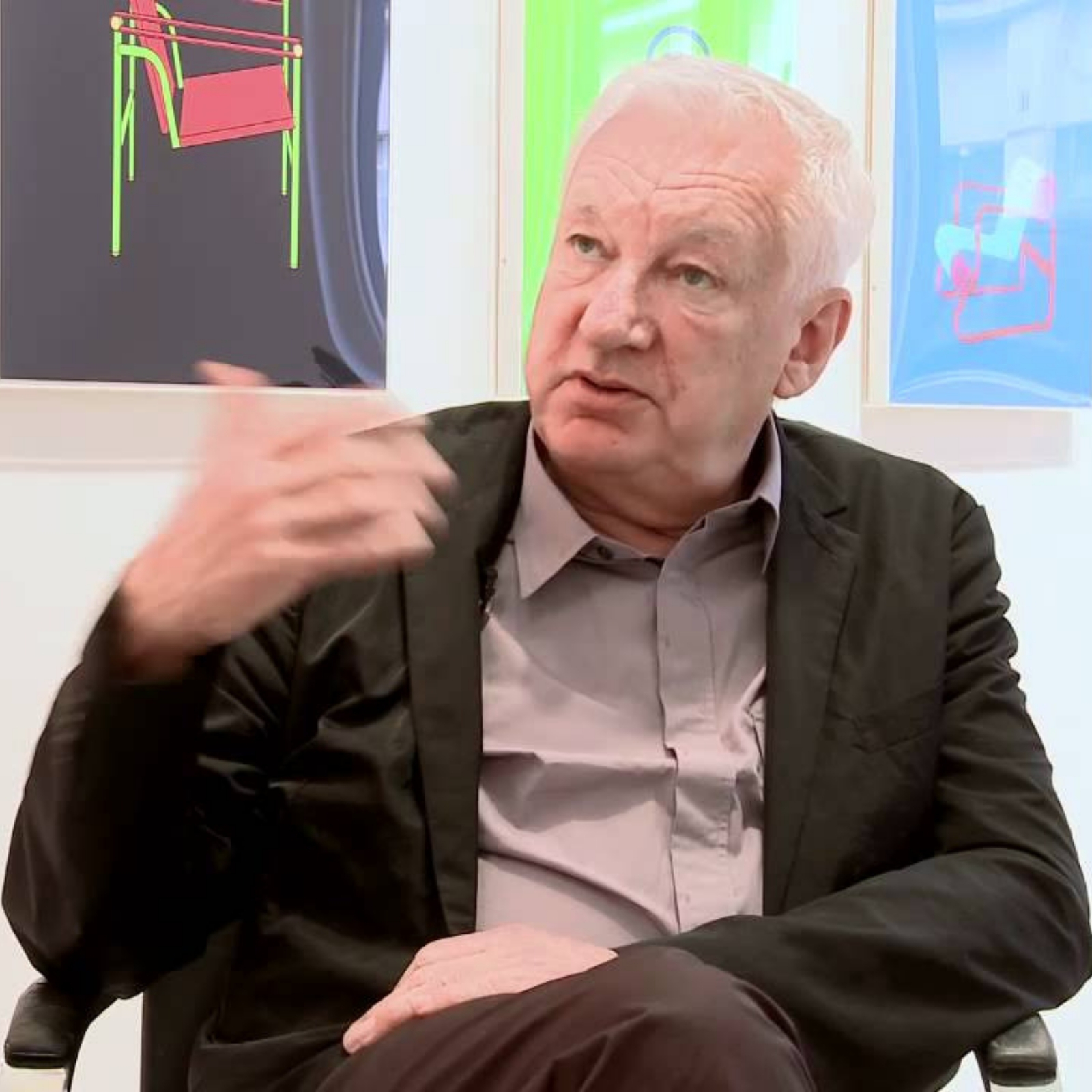 Michael Craig-Martin video