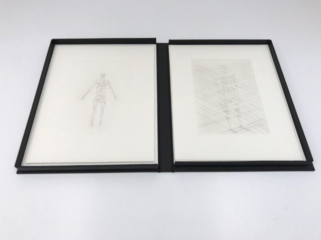 Antony Gormley, Complete Set of Etchings (2016)