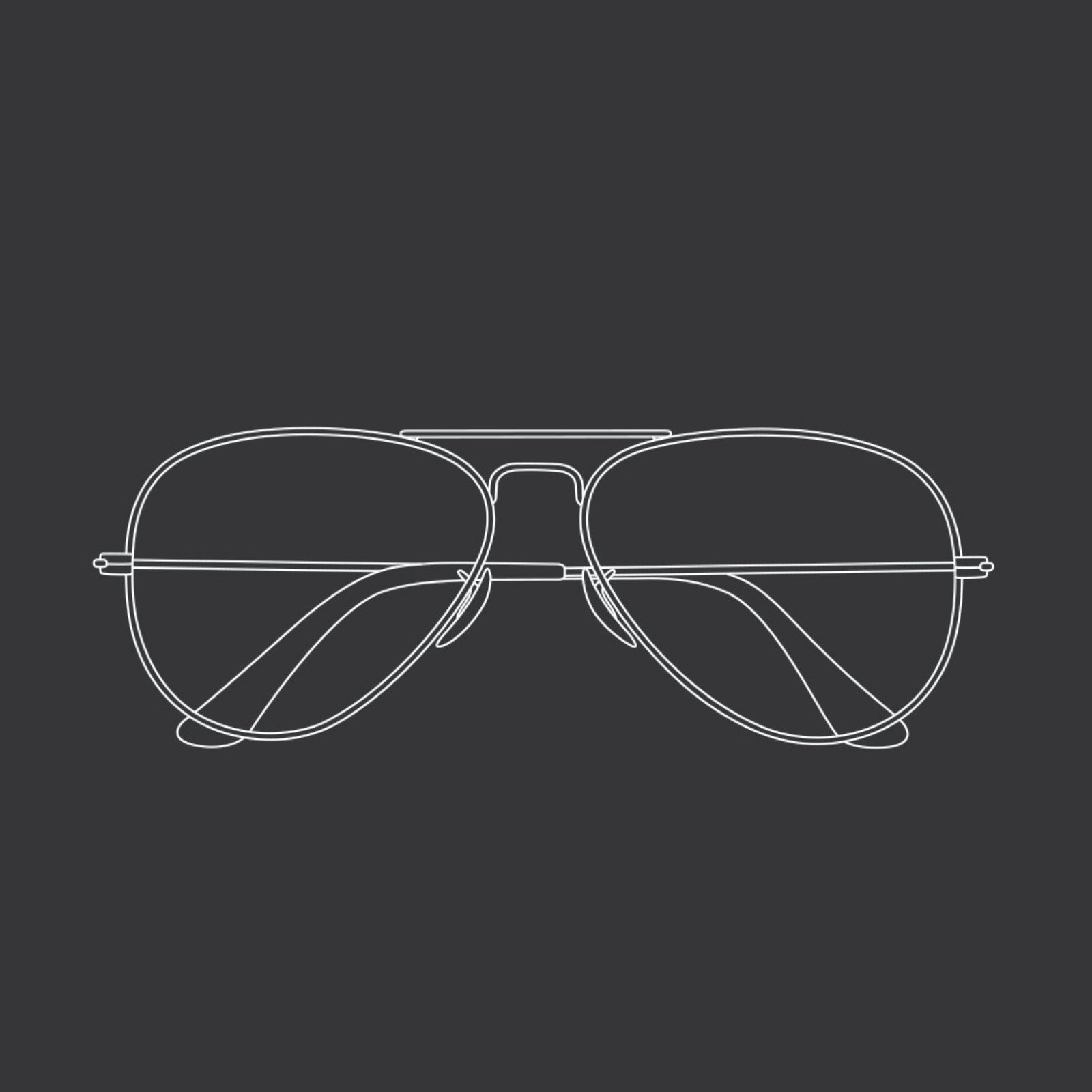 Michael Craig-Martin Glasses
